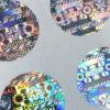 Swiss Made Hologram Labels